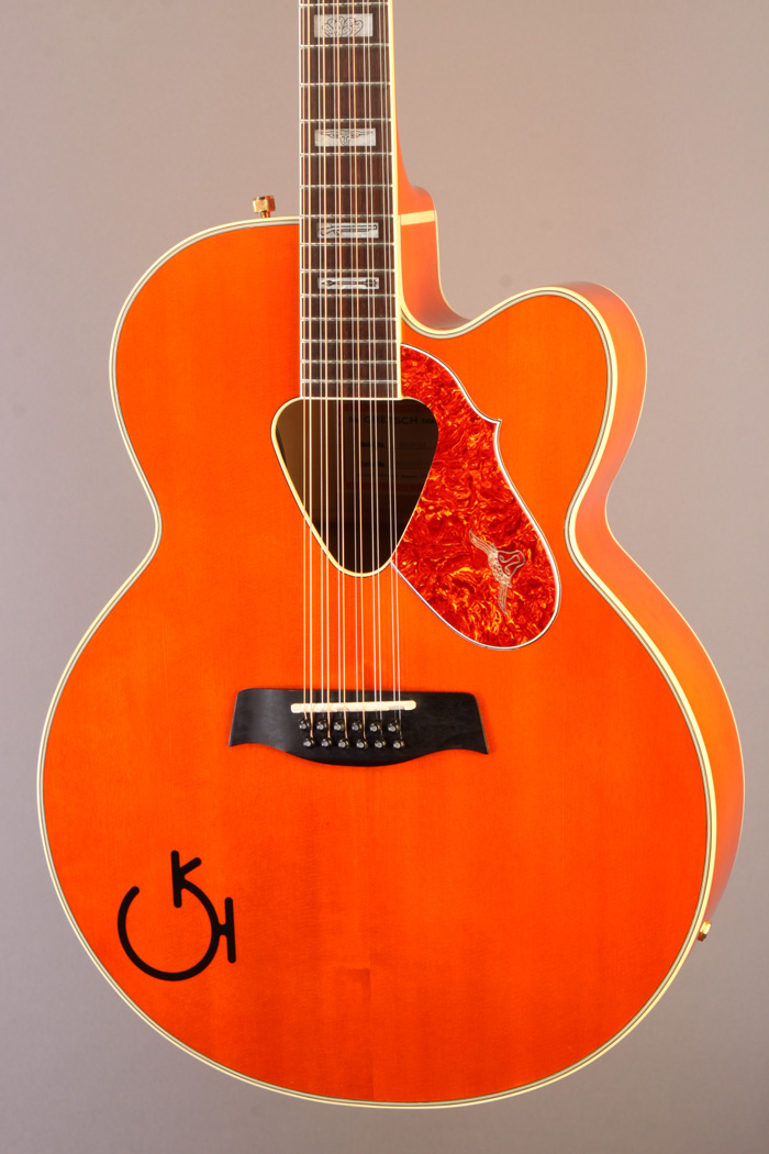 Am7877 Gretsch 6022 Rancher 12 String 1995