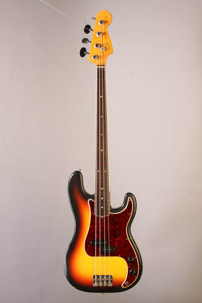 bf3042 fender precision bass body with jazz bass neck 1966. Black Bedroom Furniture Sets. Home Design Ideas