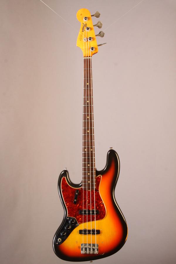 bf3122 fender jazz bass left handed 1965. Black Bedroom Furniture Sets. Home Design Ideas