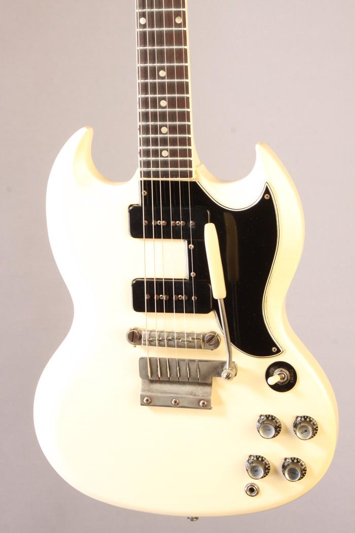 ec2160 gibson sg special 1963