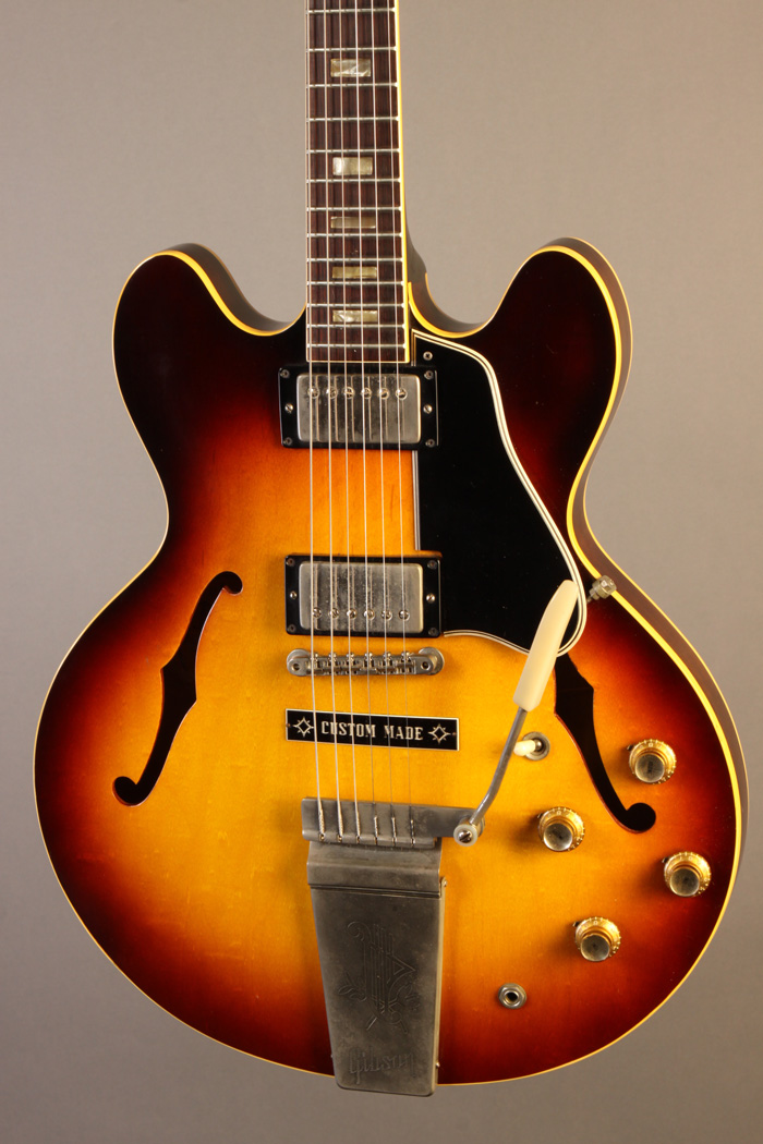 Vintage Gibson Guitars >> EH6613 Gibson ES-335 1964