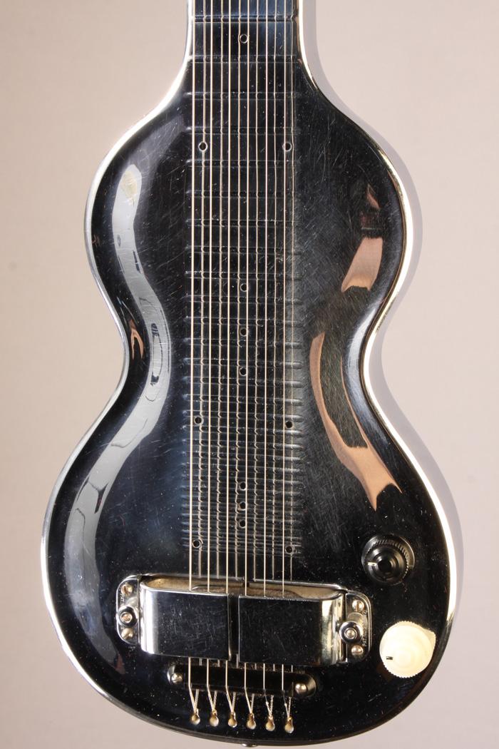 eu2929 rickenbacker silver hawaiian lap steel late 1930s. Black Bedroom Furniture Sets. Home Design Ideas