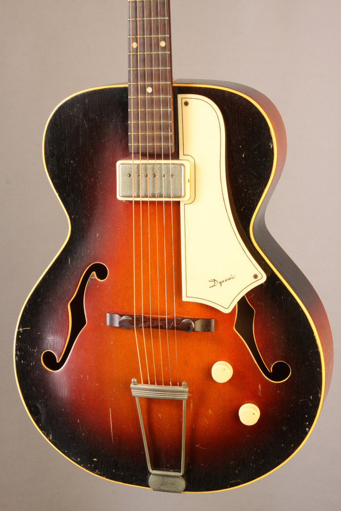 ex1320 national dynamic archtop 1956