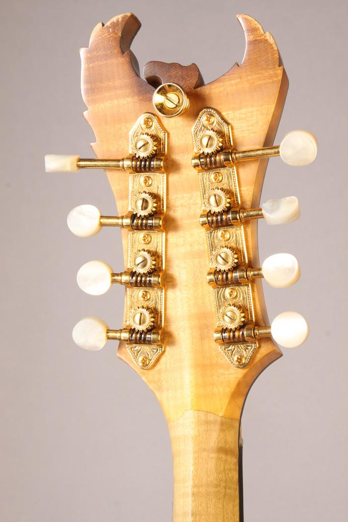 mf8527 phoenix prototype mandolin by rolfe gerhardt 1992